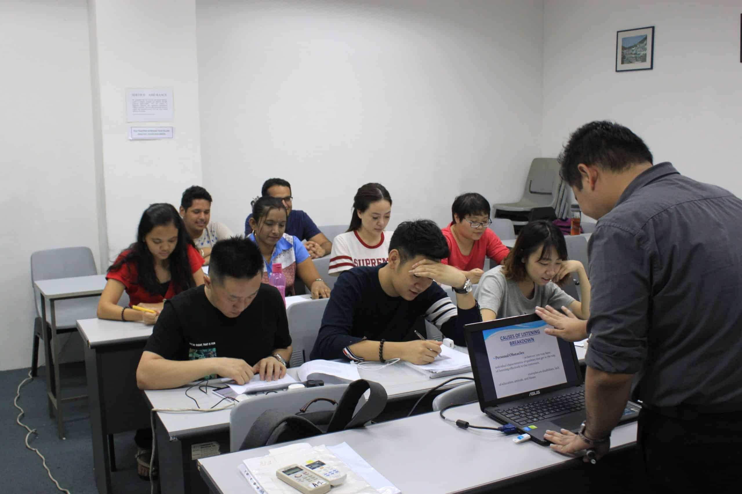 English Conversation and Writing Skills Intermediate Level 1 & 2