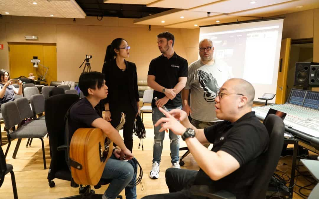 Advanced Diploma In Music & Entrepreneurship