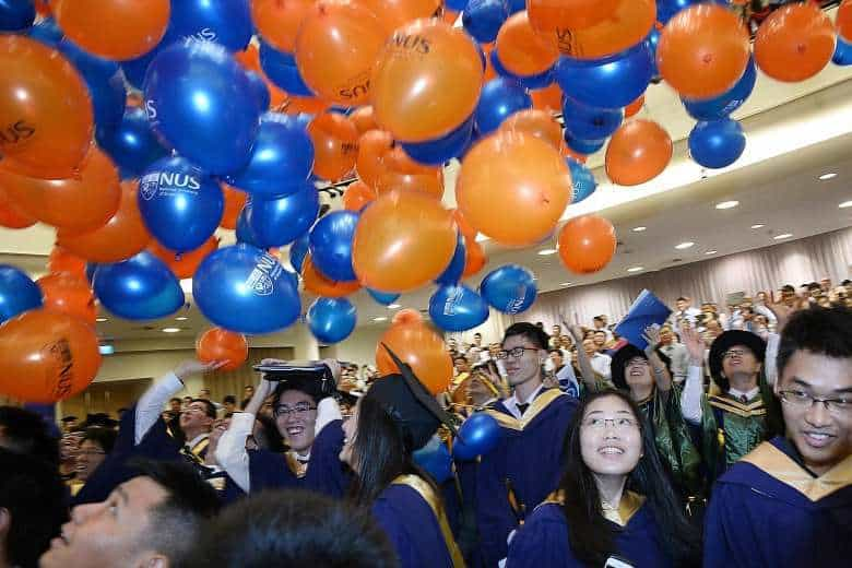 Nus Named Top Asian University For Third Straight Year Ntu At No 3